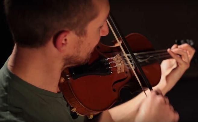 Fred violon