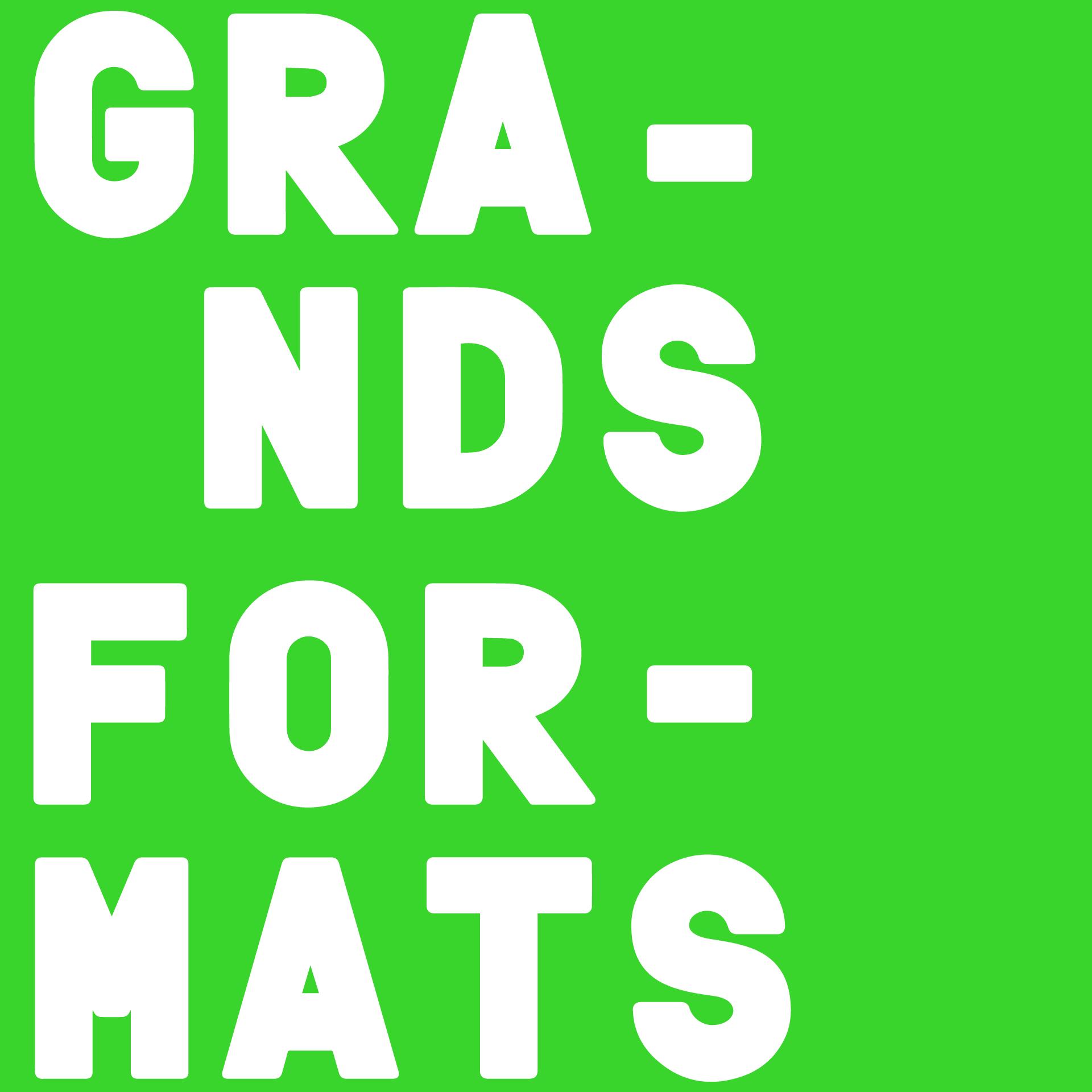 Logo Grands Formats