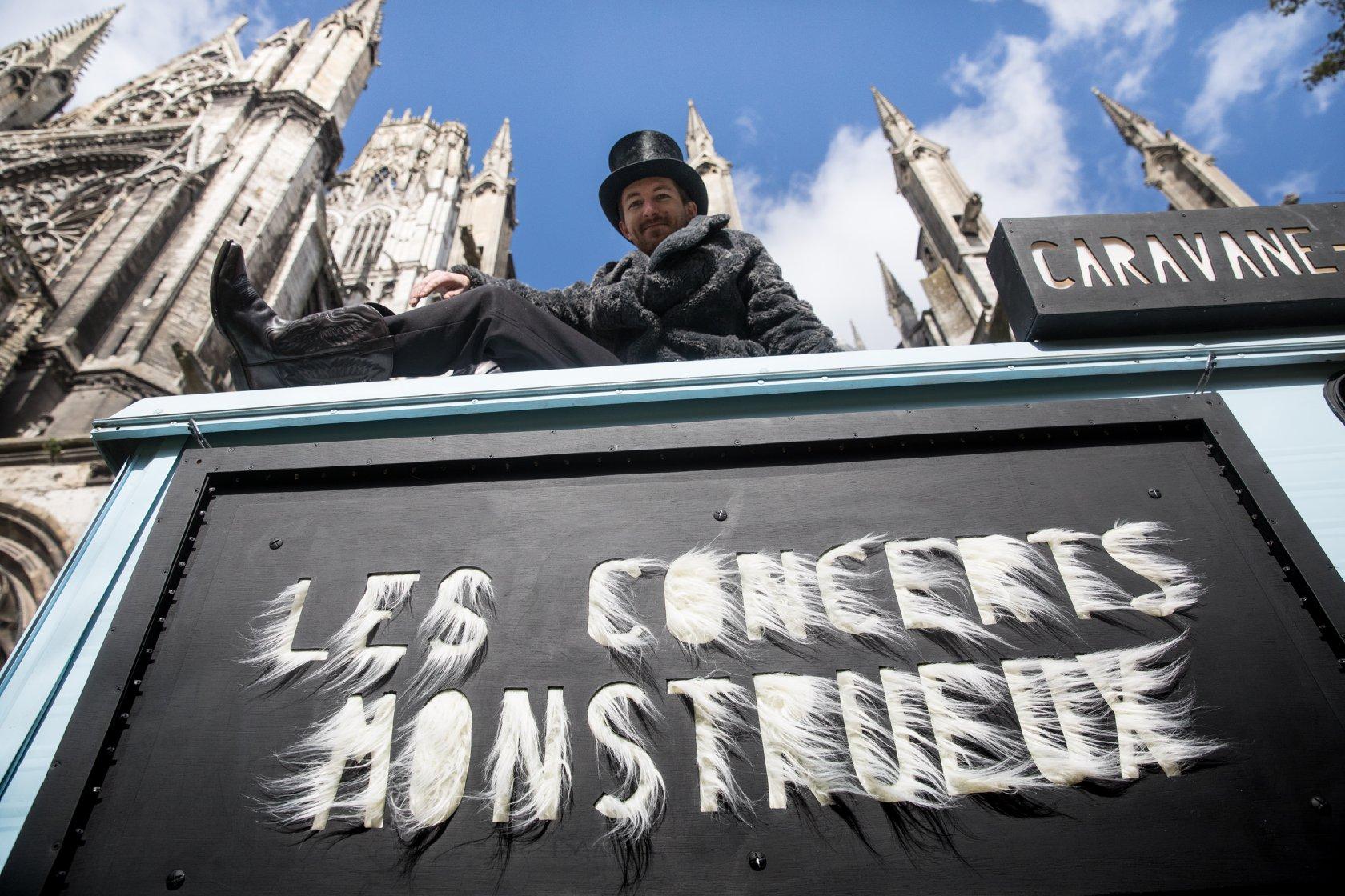 photo Les Concerts Monstrueux