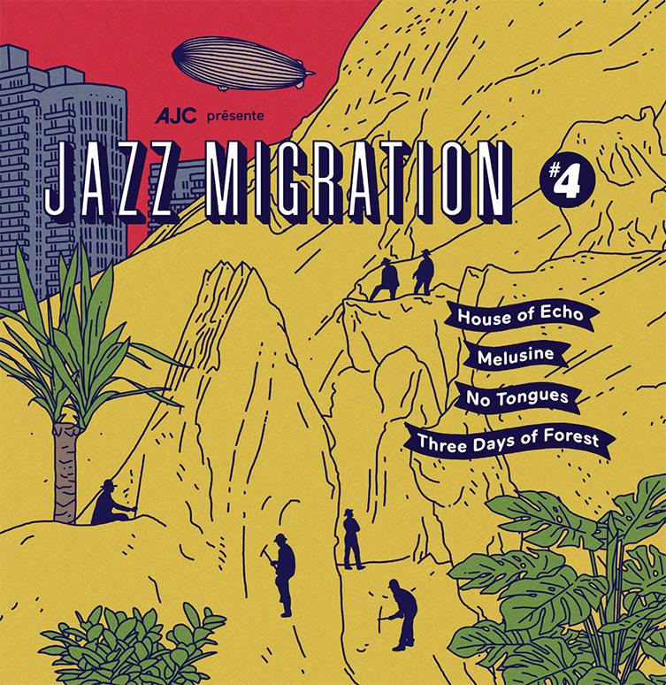 lauréats jazz migration